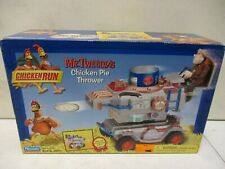 2000 Playmates Chicken Run Mr. Tweedy's Chicken Pie Thrower