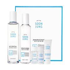 Etude House Soonjung Skin Care Gift Set Hypoallergenic K-Beauty Cosmetic 에뛰드하우스