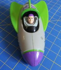 "Toy Story 3 Disney Pixar Buzz Lightyear Shake N Go 8"" Car Spaceship Sounds 2009"