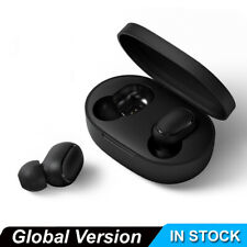 Original NEW XIAOMI Redmi AIRDOTS WIRELESS EARPHONE W/ CHARGER BOX Bluetooth p2