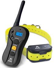 Collare di addestramento del cane impermeabile ed elettrico 600m a distanza