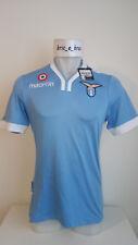 maglia shirt jersey LAZIO 13-14 home M NUOVA N0 match worn ENNERRE castor seleco