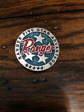 Ranger Boats - Hat or Vest Fishing Pin - 1.25� Dealer Tour 2001 Nos Rare