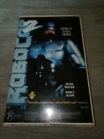 VHS Tape RoboCop 2 Clamshell R18+