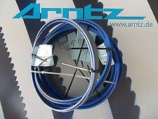"5 pcs 62""x 1/4""x.035"" 14Z ARNTZ Band Saw Blade M42 Bi-metal m42 GERMANY"