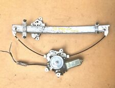 Power Window Regulator For 1995-1999 Nissan Maxima Front, Right Side, w/ Motor
