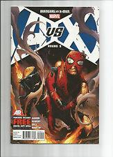 AVENGERS VS. X-MEN #9 (VF+) MARVEL FIRST PRINT