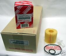 Case (Qty. 10) Genuine Toyota Oil Filter 04152-YZZA1