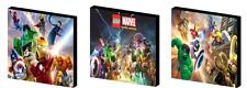 LEGO Super Eroi/Avengers-Tela ARTE Blocchi/Wall Art Placche/Immagini