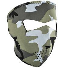 Zan Headgear Neoprene Full-Face Mask, Urban Camouflage