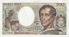 200 Francs Montesquieu L035 1985 SPL  ( 322 )