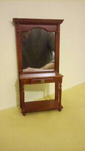 Dolls House   Furniture  Mirrored Dresser