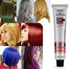 100ml Professional Long Lasing Permanent Hair Dye Bright Hair Color Cream