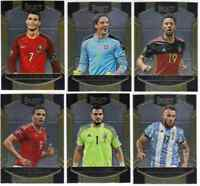 2016-17 Panini Select Soccer Terrace Level Cards - Pick From Card #'s 1-100