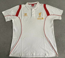 LIVERPOOL FC WARRIOR LFC POLO SHIRT MENS LARGE