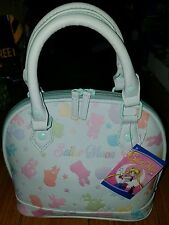 Sailor Moon Pastel Character Toss Satchel Bag Handbag Purse New With Tags
