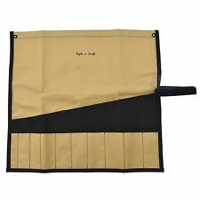 Style n Craft 76508 - 20 Pocket Chisel / Tool Roll Pouch in Heavy Duty Polyester