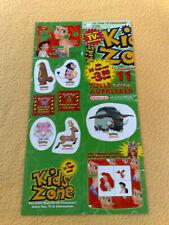 Sticker Sammelsticker Anime Stickerbogen Kids Zone Pokemon Arielle