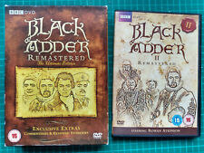 Blackadder Remastered: The Ultimate Collection (DVD, 2009, 6-Disc Box Set)