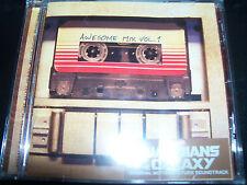 Guardians Of The Galaxy Mixtape 1 Original Soundtrack (Australia) CD - New