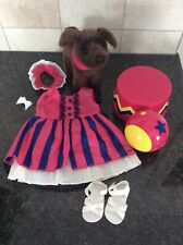 American Girl MY AG TALENT SHOW SET Dress, Dog Circus Luciana,grace, isabelle