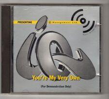 (HA743) IQ, You're My Very Own - DJ CD