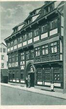 Germany AK Gottingen Göttingen - Alte Fink old sepia postcard