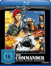 Blu-ray * DER COMMANDER | LEWIS COLLINS , LEE VAN CLEEF # NEU OVP §