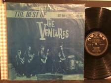 BEST OF THE VENTURES 1960s TAIWAN CHINA VINYL LP~KHIA SUN HS-4023~SURF~PSYCH