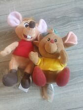 Gus And Jac Disney Store Soft Toys