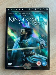 Kingdom of Heaven (2 Disc Special Edition) [DVD], , Very Good, DVD - B8TL