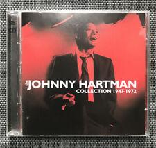 Collection: 1947-1972 by Johnny Hartman (CD, Sep-1998, 2 Discs, Hip-O)