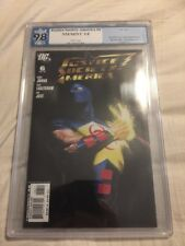 Justice Society Of America 6 ALEX Ross Cover PGX 9.8 Like CGC Awesome Book !!!!