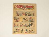 TOPOLINO GIORNALE ORIGINALE  N° 321 ANNO 16/02/1939  [H06-165]