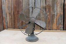 Alter antiker Ventilator AEG Industry Deko Style Vintage Tischventilator #5052
