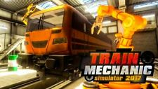 Train Mechanic Simulator 2017 (Global Steam PC Key)