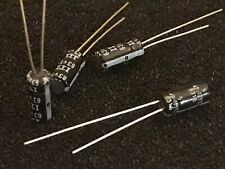 ITT 63V 1uF CONDENSATEUR.LOT DE 4 PIECES.10mmx5mm.-40°C+105°C.