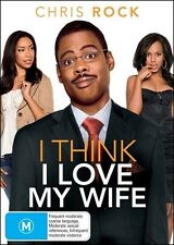 I THINK I LOVE MY WIFE (Chris ROCK Kerry WASHINGTON Steve BUSCEMI) NEW DVD Reg4