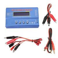 B6AC B6 Caricabatterie Lipo LCD Digitale Batteria NiMh NiCd Balance Caricatore