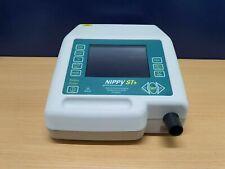NIPPY ST+ VENTILATOR PORTABLE RESPIRATORY BREATHING MEDICAL