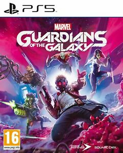 Marvel's Guardians of the Galaxy (PS5) Pre Order Out 26th Oct Brand New & Sealed