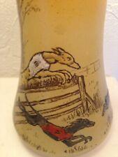 Legras French Glass Vase 1930s