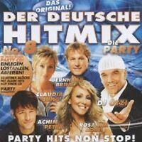 DER DEUTSCHE HITMIX-DIE PARTY NO.8  CD NEU