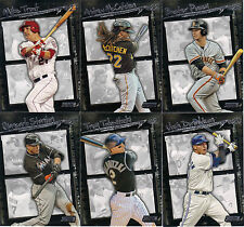 """2015  TOPPS    """"STADIUM CLUB""""  CONTACT SHEET   COMPLETE 25 CARD SET"""