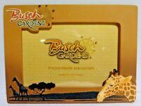 Busch Gardens Photo Frame Souvenir Holds 4x6 photo