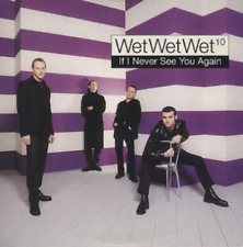 WET WET WET -  If I never see you again - CD SIngle