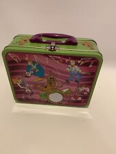 Scooby Doo Lunch Box with Puzzle New