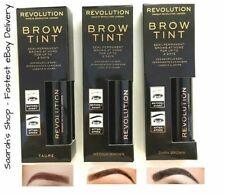 Makeup Revolution Brow Tint Semi-Permanent Eyebrow Tattoo Gel, Boxed & Sealed