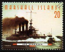 USS Nebraska (BB-14) clase acorazado Buque De Guerra sello de Virginia (1997)
