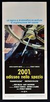 LOCANDINA 2001 ODISSEA NELLO SPAZIO A SPACE ODYSSEY STANLEY KUBRICK, L15